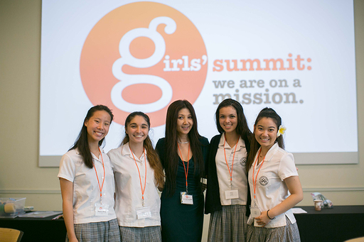 Priory in the City: 6th Annual Girls' Summit