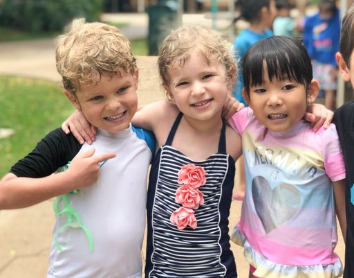 Queen Emma Preschool Water Park Day Fun
