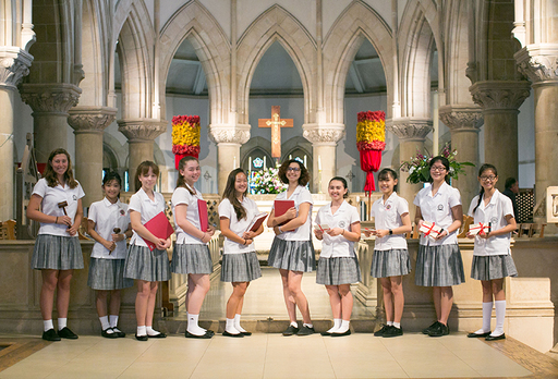 Priory Upper & Lower School Student Council Commissioned