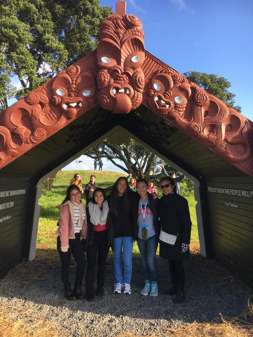 Students' Global Lens Strengthened in New Zealand