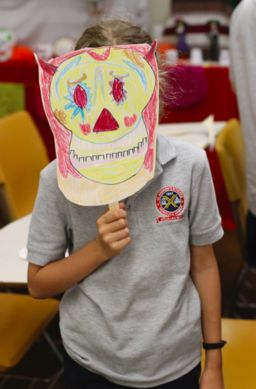 The Lower Schools Learn About a Mexican Tradition