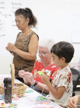 A Day for Kūpuna Brings Families Together