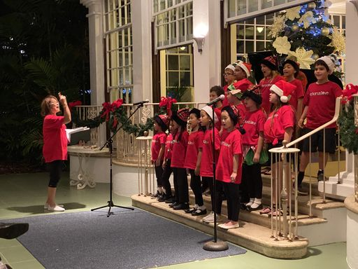 ASC Winter Happenings: #ChorusLove Performs for Governor Ige